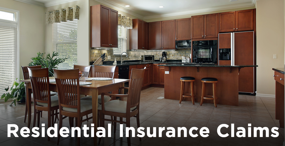 residential ins claims